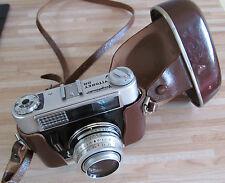 Alter Fotoapparat Voigtländer Vitoret DR mit orig. Tasche ohne Funktionsgarantie