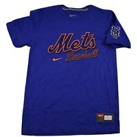 Nike MLB Mens New York Mets Baseball Shirt NWT S