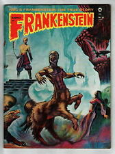 CASTLE Of FRANKENSTEIN Magazine #21 1974 Gothic Castle Ray Harryhausen Sinbad