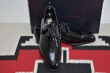 Ralph Lauren Purple Label Edward Green Paden Patent Leather Tuxedo Dress Shoes 8.5