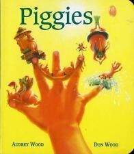 Wood, Audrey : Piggies