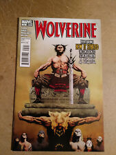 WOLVERINE #5 FIRST PRINT MARVEL COMICS (2011)
