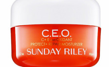 SUNDAY RILEY CEO C.E.O. PROTECT REPAIR MOISTURIZER FULL SIZE 1.7 OZ NEW IN BOX