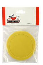 """Commercial or Home Air Hockey Table Puck - 3-1/4"""" - Yellow"""