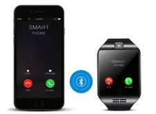 Reloj Inteligente Smartwatch Android Bluetooth Cámara Monitor Sueño WhatsApp