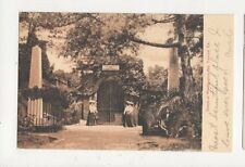 Tomb Of Washington Mt Vernon 1906 U/B Postcard USA 512a