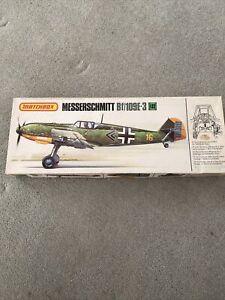 Matchbox Messerschmitt Bf/109E-3