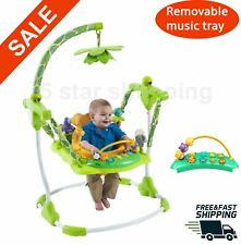 Baby bouncer activity center jumper 360 Degree Rotating Seat Play Toy Bar indoor