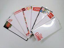Coca-Cola Magnetic Memo Pads (8 Pack) - BRAND NEW!