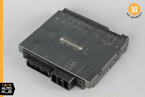 00-06 Mercedes W220 S430 S500 S55 Seat Control Module Front Left 2208201185 OEM