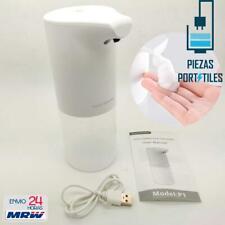Dispensador de Jabon Automatico  ESPUMA Sensor de Movimiento Electrónico USB ...