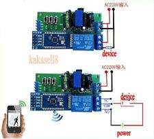 Wireless Bluetooth Relay Module Android phone Remote Control Smart Home Switch
