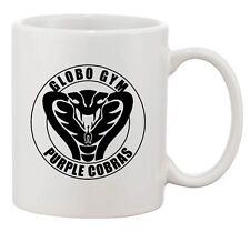 Globo Gym Cobra Dodge Ball Fitness TV Funny Parody DT Ceramic White Coffee Mug