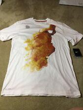Nike Dri Fit KD 35 Graphic Tee Kevin Durant Jump Shot NWT SZ L