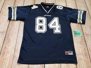 Nike Joey Galloway #84 Cowboys NFL Football Jersey Youth Boy Shirt XLarge XL Kid