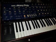 KORG MONO/POLY Classic 4 Oszillator Vintage Analog Synthesizer MONOPOLY