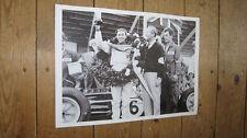 Jim Clark F1 Legend on Podium POSTER