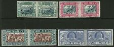 SOUTH AFRICA SG76/9 1938 VOORTREKKER SET MTD MINT
