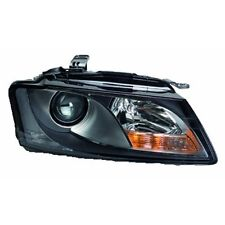 2008 2009 Audi A5 Quattro S5 Driver Side Halogen Headlight Assembly