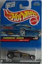 "Hot wheels-sweet 16 II Noir ""terrorific series"" Nouveau/OVP us-Card"