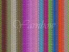 Noro ::Kirara #05:: wool cotton silk angora yarn Brown-Olive-Magenta-Lime-Orange