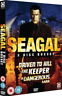 Steven Seagal, Dmitry Chepo...-Driven to Kill/The Keeper/A  (UK IMPORT)  DVD NEW