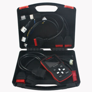 Motorcycle Diagnostic Scanner for Honda for Suzuki for Yamaha bikes