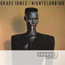 Jones,Grace - Nightclubbing (Back-To-Black-Serie) [Vinyl LP] - NEU