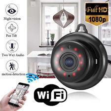 Cámara de seguridad Mini Cámara Ip Wifi Inalámbrica HD para el hogar inteligente 1080P Visión Nocturna Jp