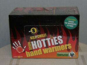 Little Hotties Winter Cold Weather Hand Warmers 40 Pair NEW