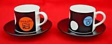 """""""amici"""" Warner Bros 2000 Set di il caffè espresso due tazze e piattini!"""