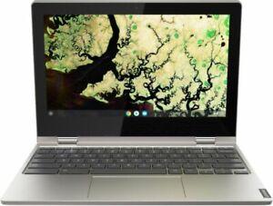 BRAND NEW Lenovo Chromebook 11.6 HD IPS TOUCHSCREEN Intel N4000 2.6GHz 32GB/4GB