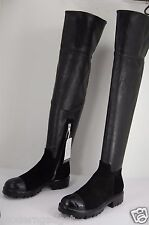 SUPER BEAUTIFUL !!! Collection Privée  Stretch  OVER THE KNEE BOOTS EU 41 US 11