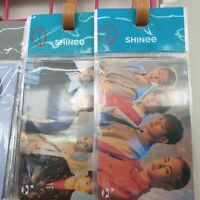 SHINEE Cashbee Official Korea Travel Traffic Photocard Group