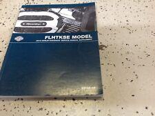 2016 Harley Davidson Flhtkse Modelos Servicio Tienda Manual Reparación
