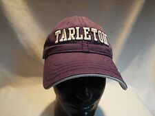 Purple & White Tarlton State University Ball Cap. LOOK!