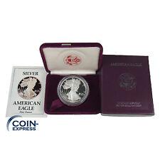*** usa 1 dollars pièce de monnaie 1988 American silver eagle pp proof 1 oz once argent ***