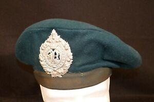 Vintage Argyll & Sutherlands Highlanders of Canada Tam Hat Cap Beret C Broad Arr