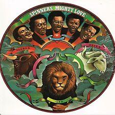 SPINNERS mighty love U.S. ATLANTIC LP_orig 1974