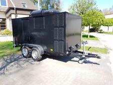 Notstromaggregat 110kVA - 2,7t Anhänger - ca. 300 Betriebsstunden
