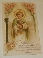 """Image Pieuse : """"Fruit sacré, grappe divine de l'Eucharistie.."""" - Abbé GAIGNET"""