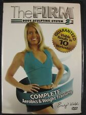 The FIRM Complete Aerobics & Weight Training DVD Workout Excercise Fitness