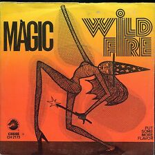 7inch WILD FIRE magic HOLLAND 1975 FUNK SOUL +PS 1975 EX RARE