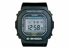 New Casio G-Shock Wall Clock Dw5600 Rare
