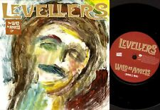 """THE LEVELLERS wild as angels (uk 2002 3 track ep) 7"""" PS EX/EX+ EHAG7003 folk"""