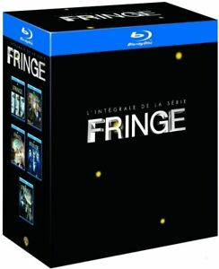 FRINGE THE COMPLETE SERIES 1-5 BLU RAY BOXSET 16 Discs REGION B (AUS) NEW SEALED