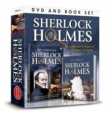 SHERLOCK HOLMES DVD & BOOK GIFT SET FILM AND TV HISTORY THE MASTER OF DISGUISE