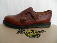 Dr Martens Pandora Coastal Chaussures Femme 39 Derby Derbies Ballerines UK6 Neuf
