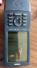 Garmin GPSMAP 195 Aviation Portable Navigator Map Navigation Handheld Unit