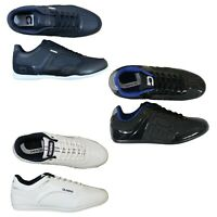 Mens Lace Up Trainers Nicholas Deakins Low Top Sneaker Casual Shoes Size 6-12